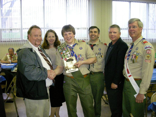 Eagle Scout opportunities