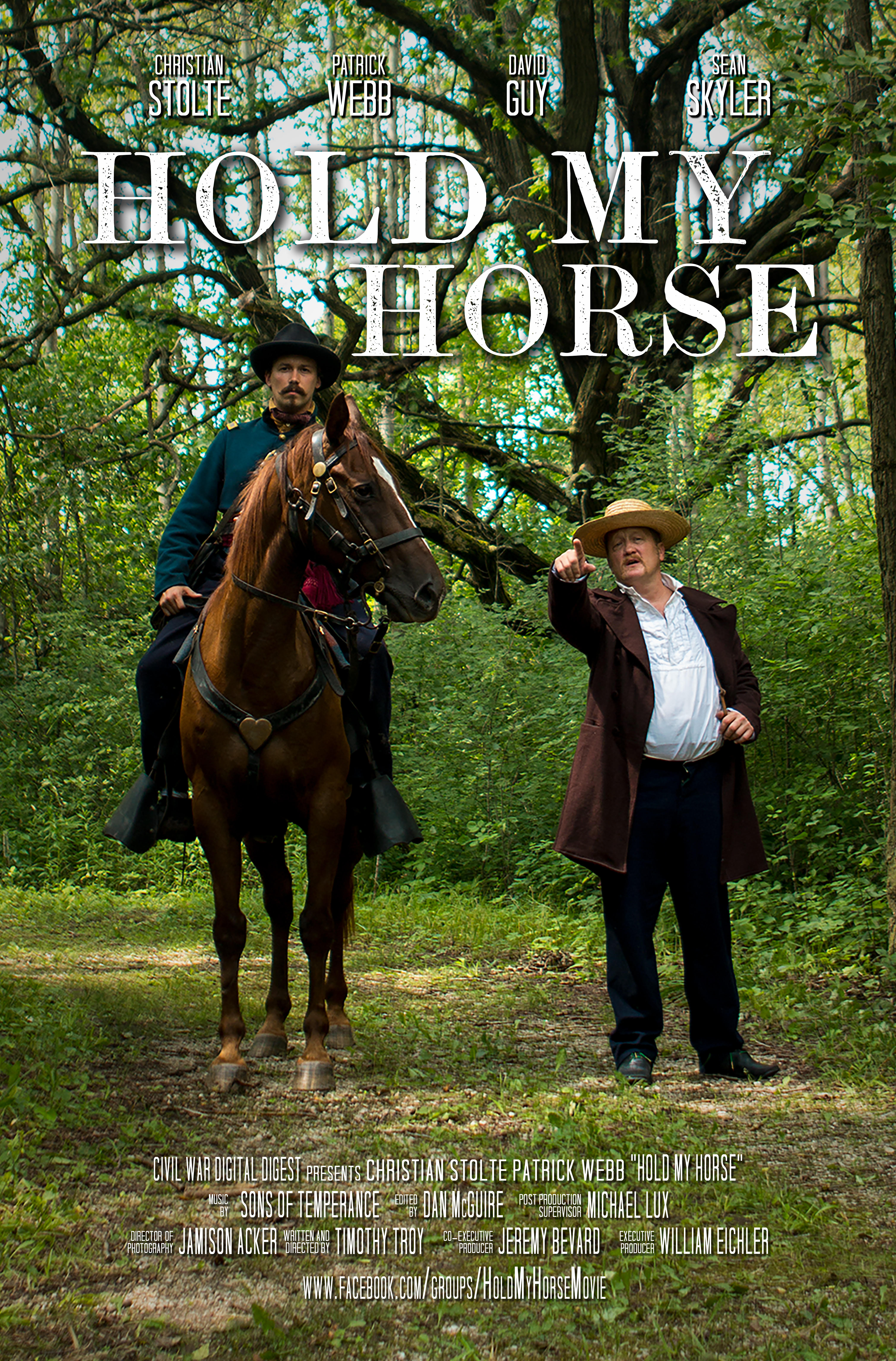 Short film Hold My Horse