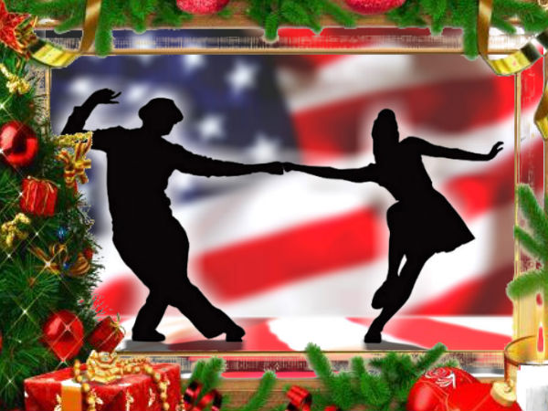 Christmas Swing Dance